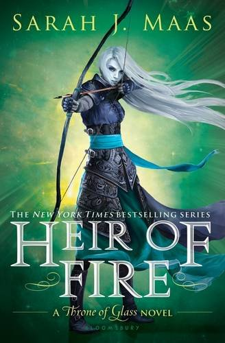 Image of Heir of Fire (Throne of Glass)