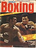 img - for World Boxing [Magazine] November 1973 (Mohammad Ali Cover) book / textbook / text book