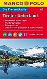 MARCO POLO Freizeitkarte Tiroler Unterland 1:120.000 (MARCO POLO Freizeitkarten)