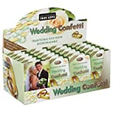 Biodegradable Rice Paper Wedding Confetti Single Small Box