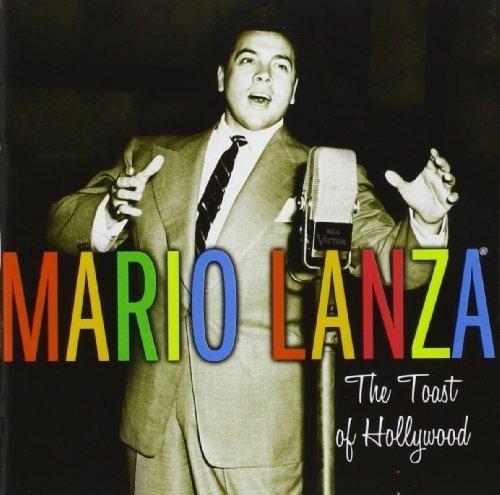 CD : Mario Lanza - Toast Of Hollywood (United Kingdom - Import)