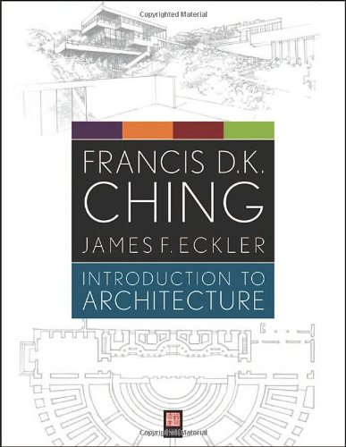 Introduction Architecture Francis D Ching