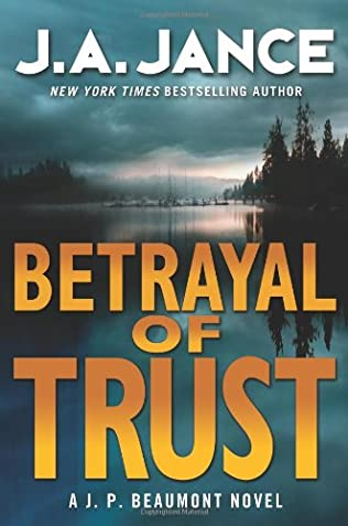 book cover of Betrayal of Trust