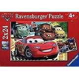 Ravensburger 08959 - Disney Cars: Neue Abenteuer - 2 x 24 Teile Puzzle
