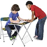 Disney WN340011 Teenage Mutant Ninja Turtles Activity Table and Chair Set