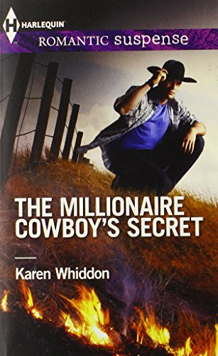 Image of The Millionaire Cowboy's Secret