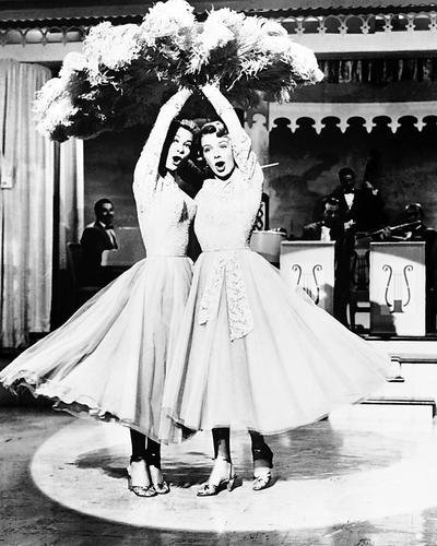 Vera-Ellen and Rosemary Clooney Photograph