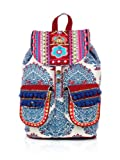 Shaun Design Women's Motifs Embellished Backpack