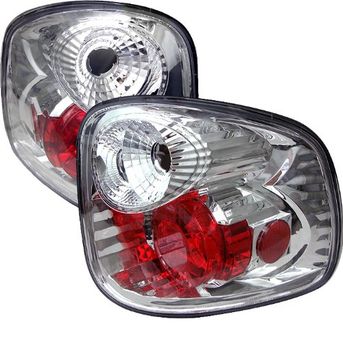 Spyder Auto Ford F150 Flareside Chrome Altezza Tail Light