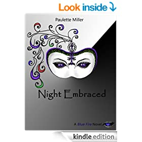 Night Embraced (Blue Fire, Book 4)