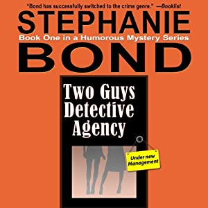 Two Guys Detective Agency Audiobook