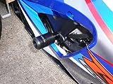 ベビーフェイス(BABY FACE) フレームスライダー ジュラコン ブラック GSX-R1000(07-08) 006-SS007J