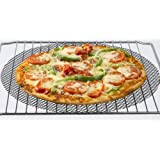 Re-usable Pizza-mesh, Gives all round crispness to your pizzaby Toastabags