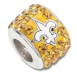 New Orleans Saints Pandora Charms Nfl Pandora Charms