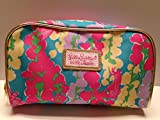 Estee Lauder Lilly Pulitzer Collection 50 Years Limited Spring Pink Cosmetic Bag 2013