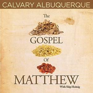 40 Matthew - 1993 Speech