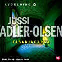 Fasanjägarna [Pheasant Hunters] (       UNABRIDGED) by Jussi Adler-Olsen, Leif Jacobsen (translator) Narrated by Stefan Sauk