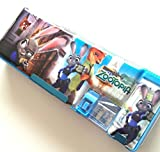 筆箱 ズートピア 両面 鉛筆削 ペンケース ニック Disney(ディズニー) 海外製 ZOOTOPIA