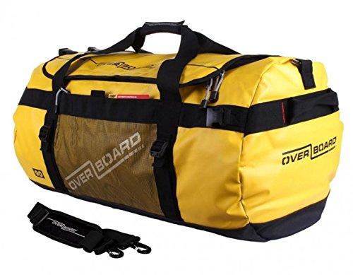 OverBoard wasserdichte Duffle Bag 90 Lit ADV Gelb
