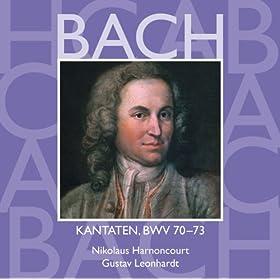 """Cantata No.72 Alles nur nach Gottes Willen BWV72 : VI Chorale - """"Was mein Gott will, das gescheh allzeit"""" [Choir]"""