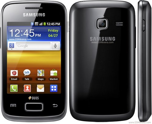 Link to Samsung Galaxy Y Duos S6102 Android Dual SIM Quadband Unlocked Big SALE