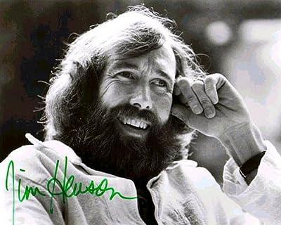 Jim Henson Muppets Autographed Preprint Signed Photo