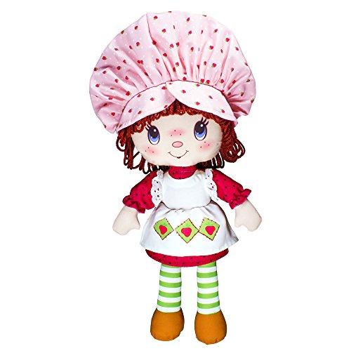 the-bridge-direct-strawberry-shortcake-35th-anniversary-soft-doll