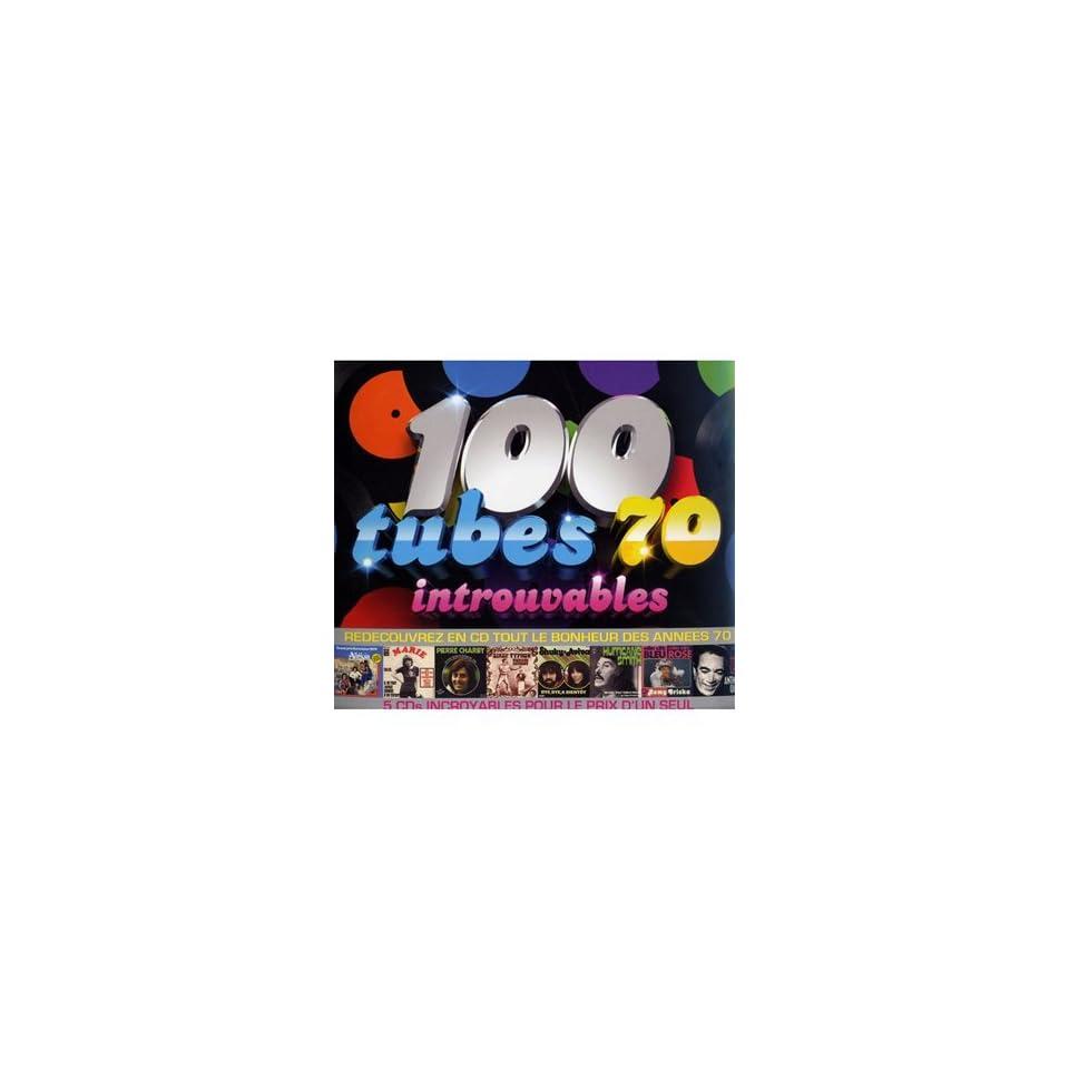 100 Tubes 70 introuvables  Compilation, Patrick Topaloff
