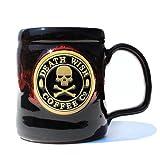 Death Wish Coffee Kiln Fired Mug