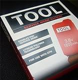 Jigkick Battery (MAX Power TOOL)PSP1000 tool barttery1800mAh 旧型PSP用