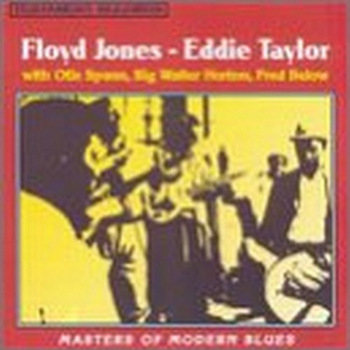 Masters of Modern Blues