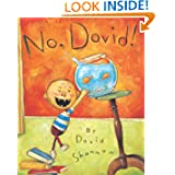 No, David!, by David Shannon