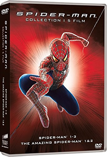 spider-man-collection-5-dvd-import-anglais