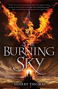 The Burning Sky by Sherry Thomas ebook deal