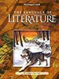 9780618601424: McDougal Littell Language of Literature: Teacher's Edition Grade 6 2006
