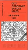img - for North East Suffolk 1907: One Inch Map 176 (Old Ordnance Survey Maps of England & Wales) book / textbook / text book
