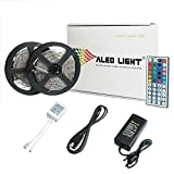 ALED LIGHT® 2x5M LED Strip 5050 SMD 150 LED RGB