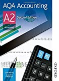 img - for AQA Accounting A2 Second Edition by Jacqueline Halls-Bryan (2014-11-01) book / textbook / text book