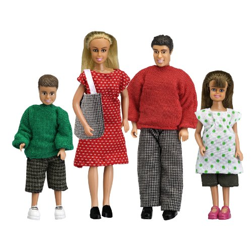 Lundby-Smaland-Doll-Family-Family-of-Four