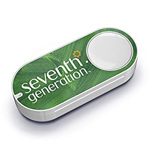 Seventh Generation Dash Button from Amazon