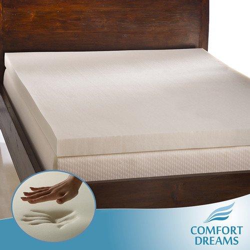 Comfort Dreams Memory Foam Mattress front-1075732