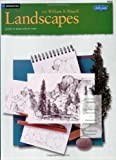 Drawing: Landscapes with Williams F. Powell: Learn to paint step by step (How to Draw & Paint/Art Instruction Program)