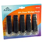Ashley Lot de 5 bloque-portes