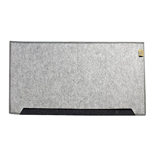 Eizur-Mauspad-Mat-Wollfilz-Durable-Gaming-MousePad-Schreibtisch-Mat-Durable-Computer-Bro-Schreibtisch-Pad-Groe-Gaming-Mouse-Pad-Erweiterte-Mauspad-Briefpapier-Halter-Organisator-Speicher-fr-PC-Compute