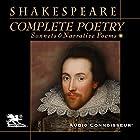 Complete Poetry: Sonnets and Narrative Poems Hörbuch von William Shakespeare Gesprochen von: Charlton Griffin