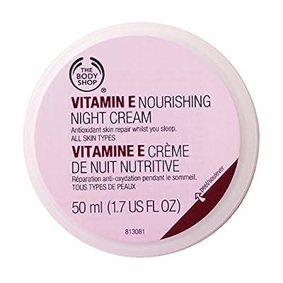 The Body Shop Vitamin E Nourishing Night Cream, 1.67-Ounce