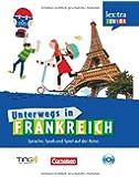 Lextra junior - Französisch - Unterwegs in Frankreich: Selbstlernbuch mit Hör-CD: Sprach-/Reiseführer für Kinder - TING-fähig