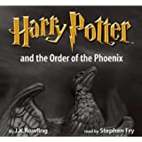 Harry Potter and the Order of the Phoenix (Book 5 - Unabridged Audio CD Set - Adult Edition): Written by J.K. Rowling, 2003 Edition, (Adult ed) Publisher: Cover to Cover Cassettes Ltd [Audio CD]