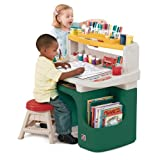 Step2 Art Master Activity Desk With One Stool (3+ Years)
