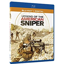 Legend of the American Sniper [Blu-ray]